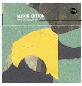 Feeding Tube Cotton, Alison: Only Darkness Now LP