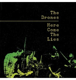 Bang! Drones: Here Come The Lies LP