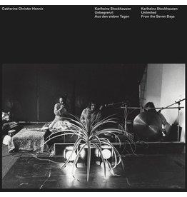 Blank Forms Hennix, Catherine Christer: Unbegrenzt LP