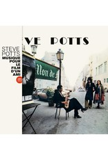 Souffle Continu Potts, Steve: Musique Pour le Film D'un Ami LP