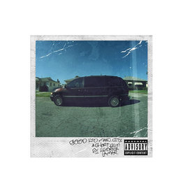Aftermath Lamar, Kendrick: Good Kid, M.A.A.D City LP