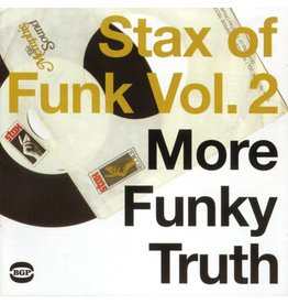 BGP V/A: Stax Of Funk, Vol. 2: More Funky Truth LP