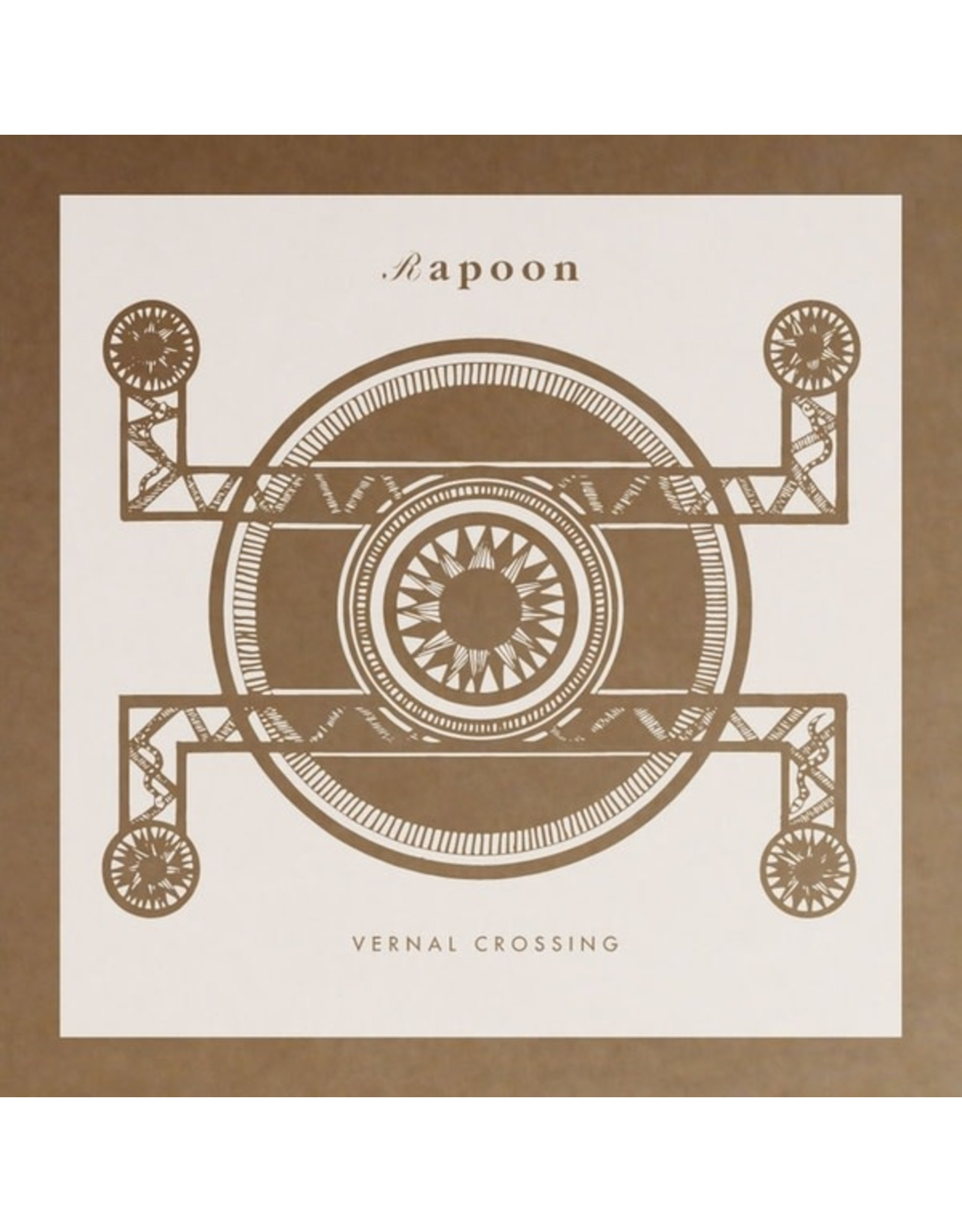 Abstrakce Rapoon: Vernal Crossing LP