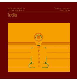 Abstrakce Kalma, Ariel/Jonathan Fitoussi: Enxyclopedia of Civilizations Vol. 3: India LP