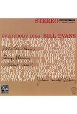 Original Jazz Classics Evans, Bill Trio: Everybody Digs Bill Evans LP