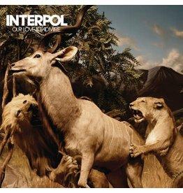Matador Interpol: Our Love To Admire (blue) LP