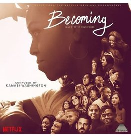Young Turks Washington, Kamasi: Becoming (music from the Netflix Documentary) LP