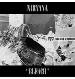 Sub Pop Nirvana: Bleach (2LP deluxe edition) LP