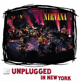 Geffen Nirvana: MTV Unplugged In New York LP