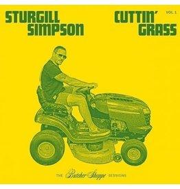 Thirty Tigers Simpson, Sturgill: Cuttin' Grass Vol. 1 LP