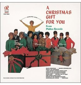 Legacy Various: A Christmas Gift for You LP