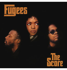 Legacy Fugees: The Score LP