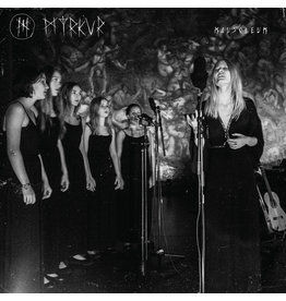 Relapse Myrkyr: Mausoleum LP