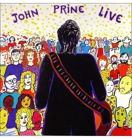 Oh Boy Prine, John: Live LP