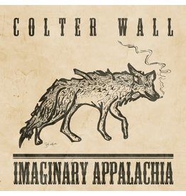 Thirty Tigers Wall, Colter: Imaginary Appalachia LP