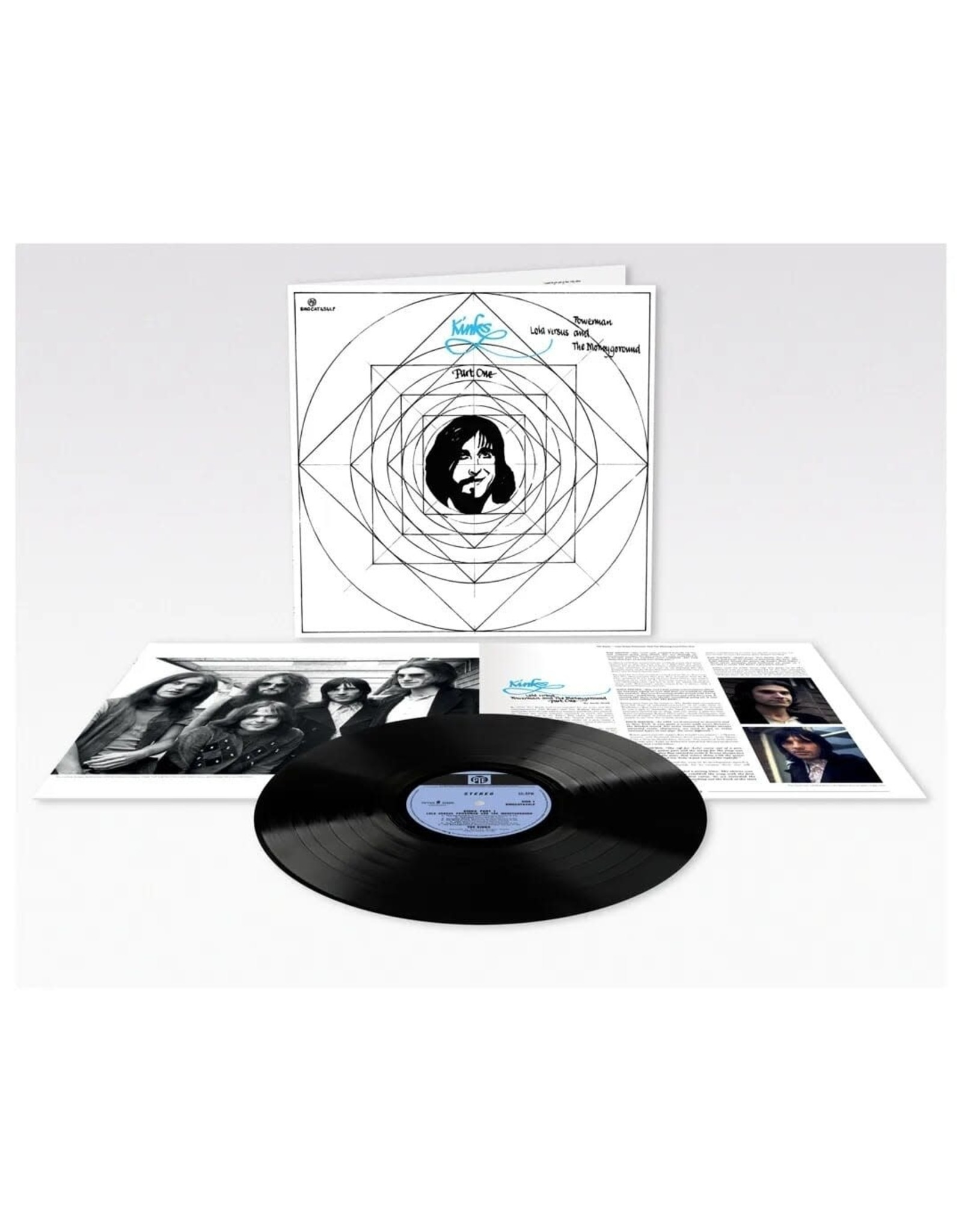 Sanctuary Kinks: Lola vs Powerman & The Moneygoground Part One LP