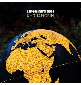 Late Night Tales Khruangbin: Late Night Tales (orange vinyl) LP