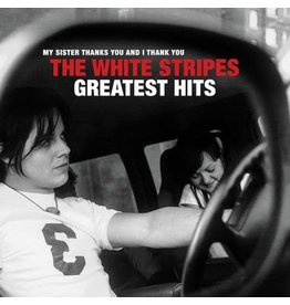 Third Man White Stripes: Greatest Hits LP