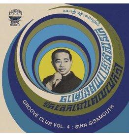 Lion Sisamouth, Sinn: Groove Club Vol. 4: Sinn LP
