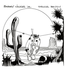 Holy Mountain Walker, Jr, Barry: Shoulda Zenith LP