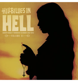 Iron Mountain Various: Hillbillies In Hell: Volume XI LP
