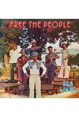 Jet Sea Lions: Free the People LP