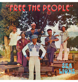 Jet Sea Lions: Free the People LP