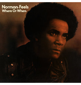 Tidal Wave Music Feels, Norman: Where Or When LP