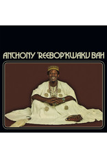 Jet Kwaku Bah, Anthony 'Reebop': s/t LP