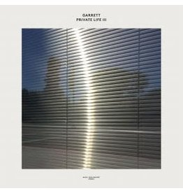 Music From Memory Garrett: Private Life III LP