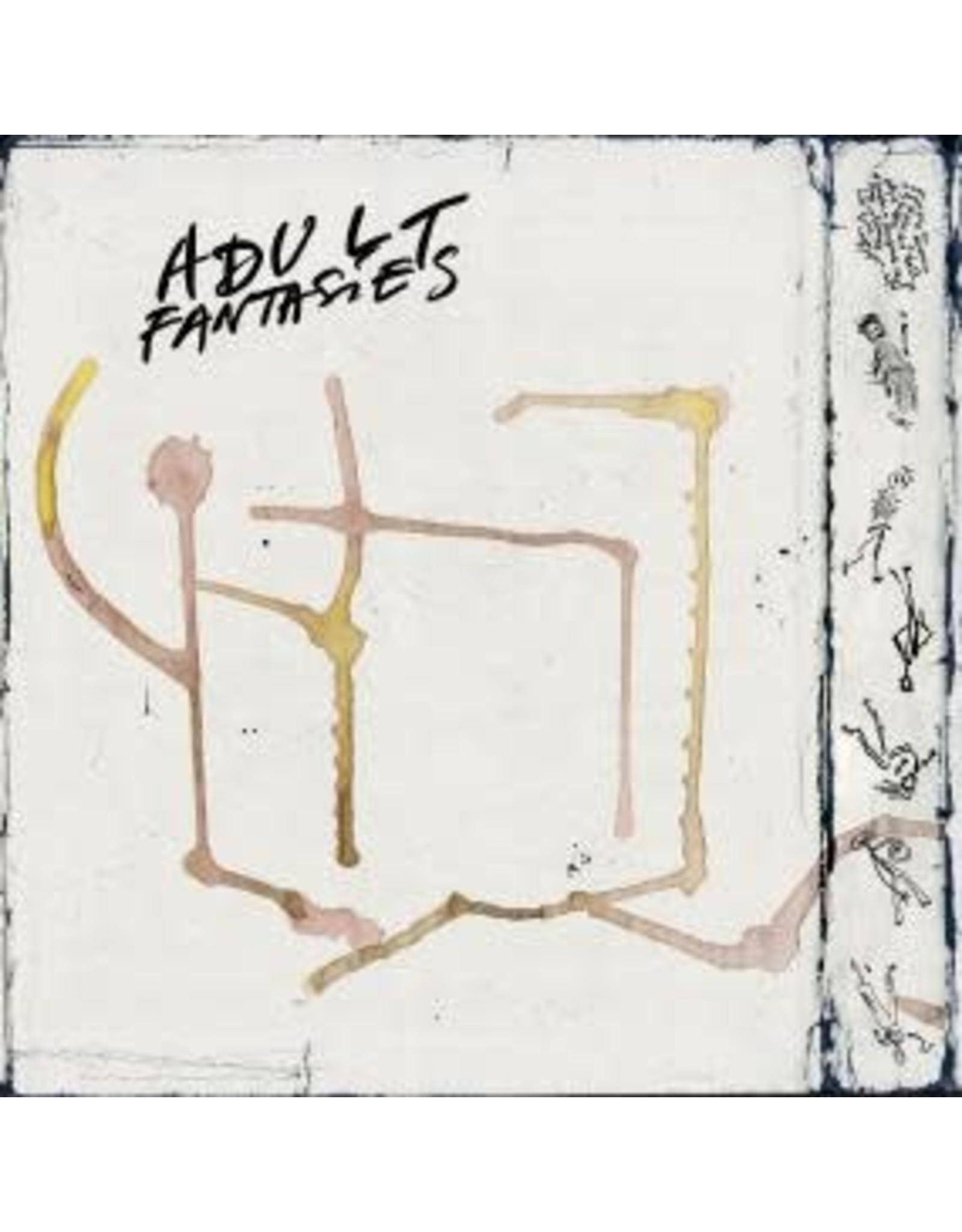 Stroom Adult Fantasies: Towers of Silence LP