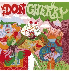 Caprice Cherry, Don: Organic Music Society LP