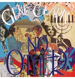 4AD Clark, Gene: No Other LP