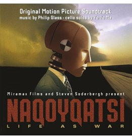 Music on Vinyl Glass, Philip: Naqoyqatsi O.S.T. LP