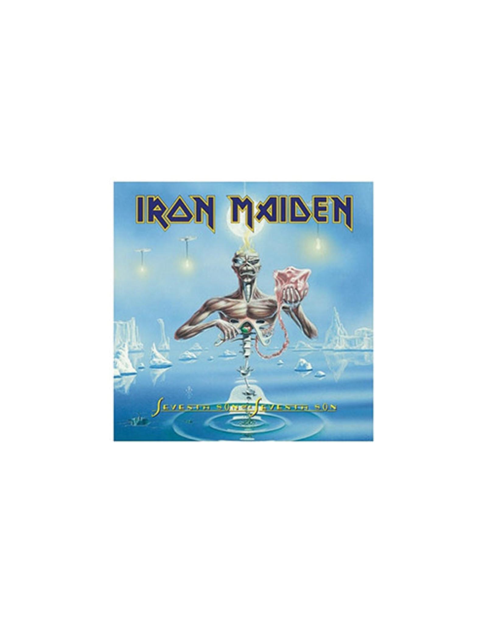 Sanctuary Iron Maiden: Seventh Son of a Seventh Son LP