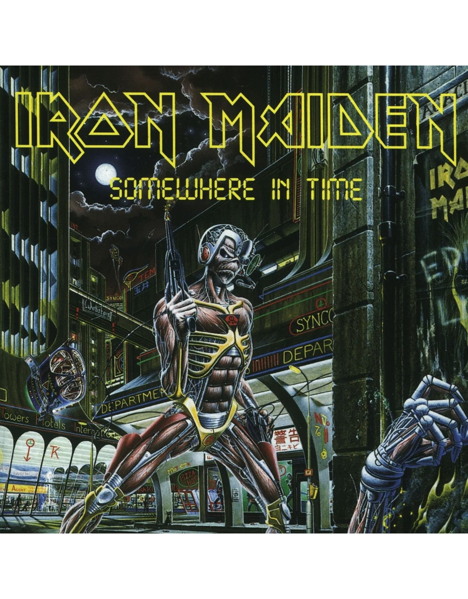 Sanctuary Iron Maiden: Somewhere in Time LP