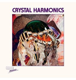 Be With Ocean Moon: Crystal Harmonics LP