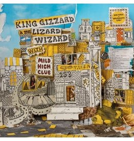 ATO King Gizzard & the Lizard Wizard: Sketches Of Brunswick East (colour) LP