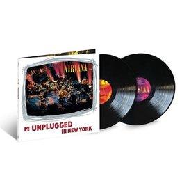 Geffen Nirvana: MTV Unplugged (5 bonus rehearsal) LP