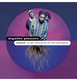 Modern Classics Digable Planets: Reachin' (A New Refutation of Time and Space) LP
