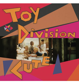 Vinyl on Demand Toy Division: Cute LP
