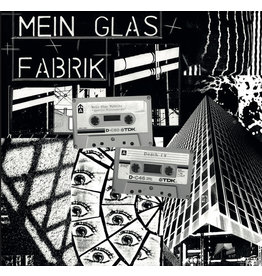 Vinyl on Demand Mein Glas Fabrik: Exotic Percussion / Death TV - Recordings 1979-81 LP