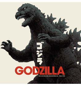 Waxwork OST: Godzilla:The Showa-Era Soundtracks 1954-1975 BOX