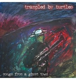 Thirty Tigers Trampled By Turtles: Songs From a Ghost Town LP