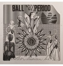 USED: B.A.L.L.: Period - Another American Lie LP