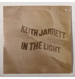 USED: Keith Jarrett: In The Light LP