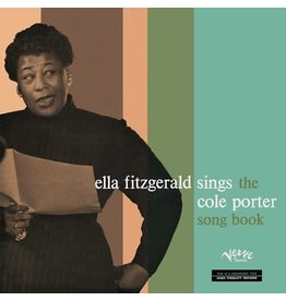 Verve Fitzgerald, Ella: Sings the Cole Porter Songsbooks LP