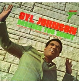 Numero Johnson, Syl: Dresses Too Short (transparent greenyl) LP