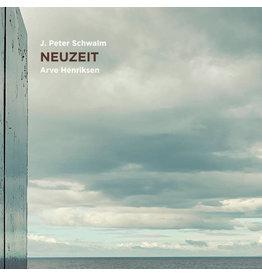 Rarenoiserecords Schwalm, J. Peter & Arve Henriksen: Neuzeit (transparent vinyl) LP
