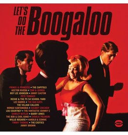 BGP Various: Let's Do the Boogaloo LP